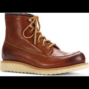 Frye Dakota Wedge Boots (Men's 10)